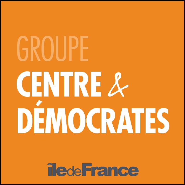 Groupe du Centre et des Démocrates Ile-de-France